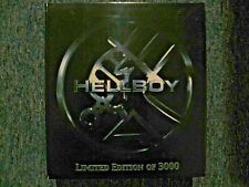"""Hellboy Movie Extreme 10"""" Figure Mezco 2004 SDCC Limited Edition of 3000"""