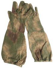 WH Scharfschützen Handschuhe Sumpftarn HBT 1945 Wehrmacht WK2 WWII Sniper Gloves