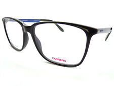 Carrera Gafas Marco Con Borde Satén Brillante Negro/Azul CA5515 8FZ