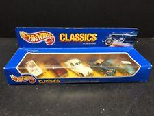 Vintage Hot Wheels 1987 Classics Gift Pack EM1467