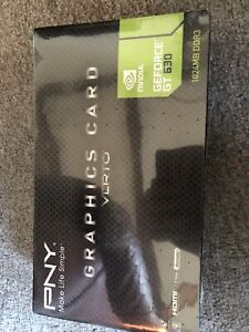 PNY GeForce GT 630 1GB DDR3 PCIe Graphics Card Verto sealed in box