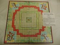 Vintage 1939 The Lone Ranger Game, Board to Game only w/Instructions Parker Bros