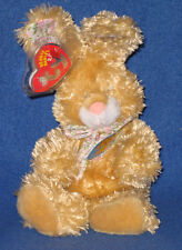 TY HUTCHES the BUNNY 2.0 BEANIE BABY - MINT with MINT TAGS - UNUSED CODE