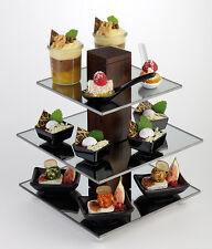 Buffet-Tower Etagere Tortenständer Muffinständer Desserttower Buffet  Blickfang