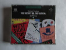 The history of the musical en 4 CD
