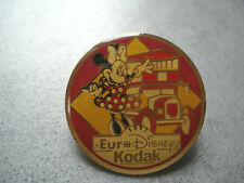 PINS EURODISNEY KODAK MINNIE 1992