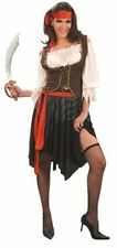 Best Dressed Sexy Carabian Pirate Female Costume One Size Fits All