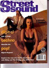 Street Sound April 1993 - DJ Hardware, A decade of Bass! Issue 64