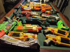 Huge assortment Nerf Gun Lot !!