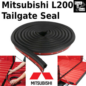 Mitsubishi L200 Tailgate Seal Rubber Tailgate Seal Protection