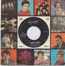 John Lamers-Costa Brava vinyl single