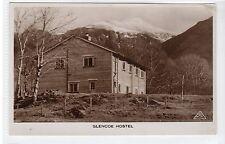 GLENCOE YOUTH HOSTEL: Argyll postcard (C22111)