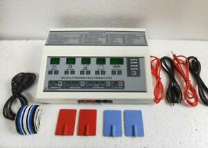 Advanced IFT Machine Pain Relief Electrotherapy Interferential Physical Therapy