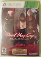 DEVIL MAY CRY - HD COLLECTION XBOX 360 BRAND NEW & SEALED