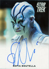 Star Trek Beyond Autograph Card Sofia Boutella as Jaylah