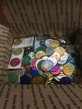 Lot Of 1,200 Assorted New Orleans Mardi Gras Parade Doubloons 1960'S-2000's