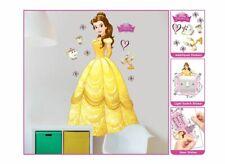 Walltastic 44357 - Wandaufkleber,Disney Prinzessin Belle Large Wall Stickers NEU