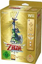 THE LEGEND OF ZELDA - SKYWARD SWORD wii - EDITION COLLECTOR - ET MANETTE GOLD