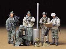 TAMIYA 1/35 German Soldiers at Field Briefing Model Kit NEW from Japan