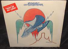 Eagles On The Border Sealed Vinyl Record Lp USA 1974 Asylum 7E-1004 Textured