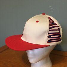 Vintage Dollywood USA Hat Cap NWT NEW Baseball Snapback Dolly Parton