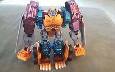 Transformers Beast Wars Optimal Optimus Prime Action Figure ~Incomplete ~1998