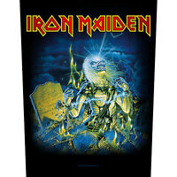Iron Maiden Live After Death Jacket Back Patch Official Heavy Metal Band Merch