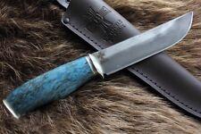 RUSSIAN HUNTING KNIFE, AWESOME CUSTOM HANDMADE BULAT KNIFE, COLLECTIBLE KNIFE
