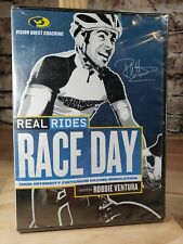 Cycle Ops Real Rides Race Day Trainer (Dvd) New