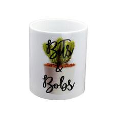 Bits & Bobs Cactus Design Ceramic Pencil Pot XPP005