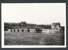 Rotterdam uit vervlogen jaren. No 85 Mariniers excerseren op Schuttersveld