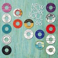 New York Soul '66 - Various (NEW 2CD)