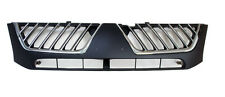 Front Radiator Grille Black & Chrome For Mitsubishi L200 K74 2.5TD 09/2004>ON