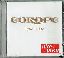 Europe - 1982-1992