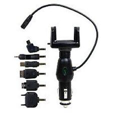 Halfords Universale per auto Caricabatterie Cellulare & Sostegno 50mm max