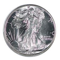 1946 Walking Liberty Half Dollar Mint State