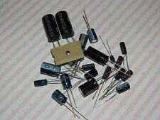 Get Well Kit for Monitor Repair Wells Gardner K4600 Cap Kit