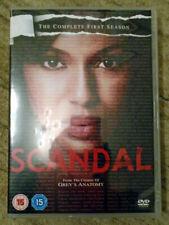 Scandal 2012 Tv Series Box Set Political Dvds Blu Rays For Sale Ebay