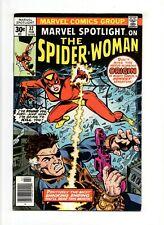 Marvel Spotlight #32 NM 9.4 HIGH GRADE Comic KEY 1st Spider-Woman Jessica Drew
