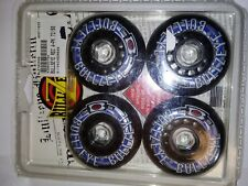 Bullzeye Wheels Inline Skates Replacement Wheels Set Of Four, 72mm New