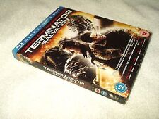 Blu Ray Movie Terminator 4: Salvation with card slipcover