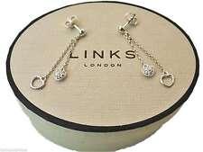 Links of London Butterfly Drop/Dangle Fine Earrings