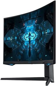 Samsung Odyssey G7 Curved Gaming Monitor 32 Inch, 240hz 1440p, Black **NEW**
