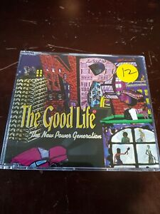 The Goodlife the new power generation CD