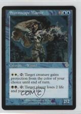 2000 Magic: The Gathering - Invasion Booster Pack Base #76 Stormscape Master 7c7