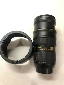 Nikon AF-S Nikkor 24-70mm 1.2.8G ED