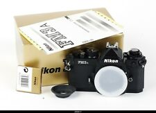 Camera Nikon FM3A 35mm SLR Film Camera Body  Black Mint Box