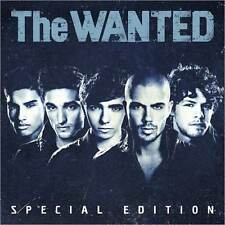 THE WANTED : WANTED (CD) Sealed