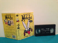 Les aventures d'une mouche  VHS  & clamshell  FRENCH