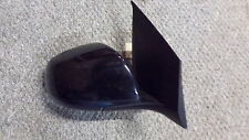 11448 DA8 09-15 SUZUKI ALTO SZ4 OS DRIVERS SIDE WING MIRROR IN MIDNIGHT BLACK